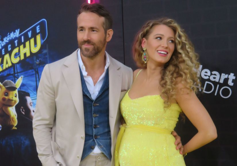Ryan Reynolds & Blake Lively Welcome Baby No. 3