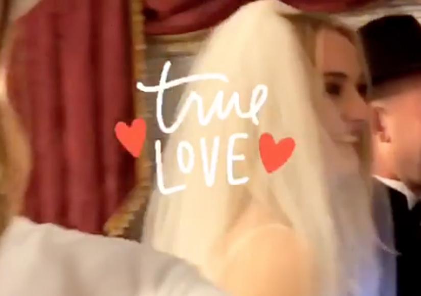 Joe Jonas & Sophie Turner Tie the Knot in Las Vegas! See the Pics