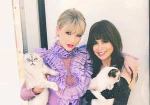 Paula Abdul Talks About 'Fangirling' Over Taylor Swift
