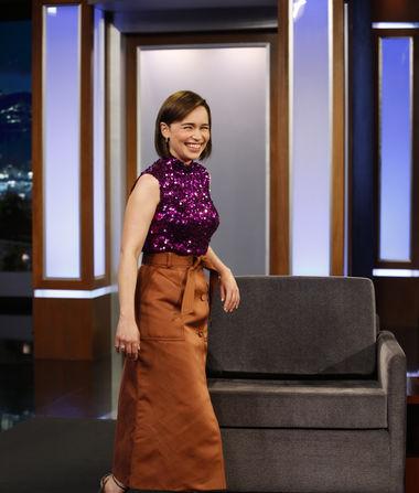 Emilia Clarke's Fond Farewell to Daenerys Targaryen