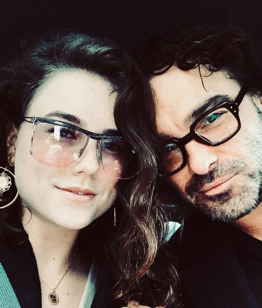 Pink or Blue? Johnny Galecki & Alaina Meyer Get Creative with Baby's…