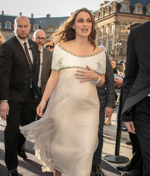 Keira Knightley Expecting Baby #2 — See Her Baby Bump!