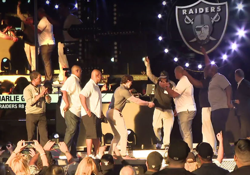 Las Vegas Is Perfect for the Oakland Raiders