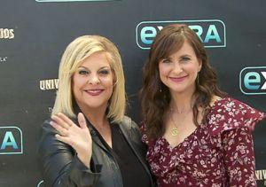 Nancy Grace & Kellie Martin Dish on 'Hailey Dean Mysteries'