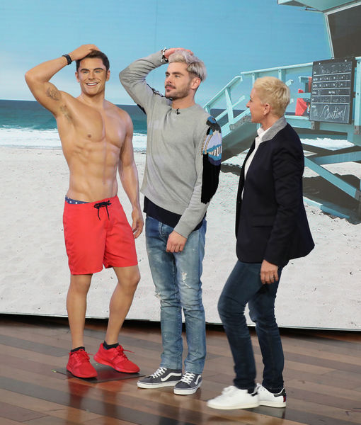 Zac Efron Explains Why He Wanted to Steal His Latest Wax Figure