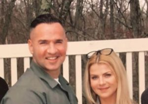 The Incarceration: Mike Sorrentino Poses Behind Bars