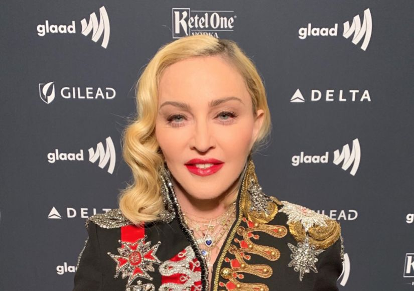 Madonna at GLAAD Awards: 'This Is Who I Am, Like It or Not'