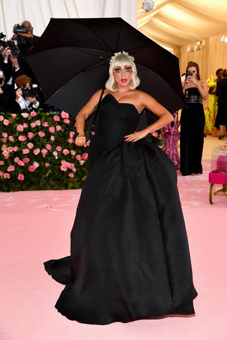 gaga-black-dress-getty