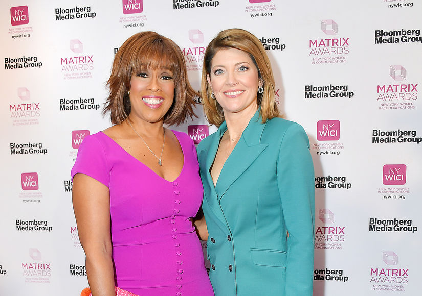 Norah O'Donnell & Gayle King Address Feud Rumors, Talk Norah's Big Move