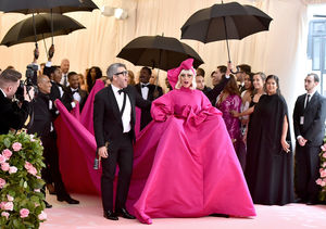 Lady Gaga's Met Gala Dress Was 4 Looks in 1… and Ended with Her in Her…