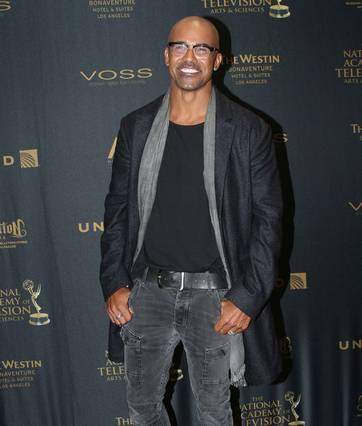 Shemar Moore Pays Tribute to Kristoff St. John at Daytime Emmys 2019