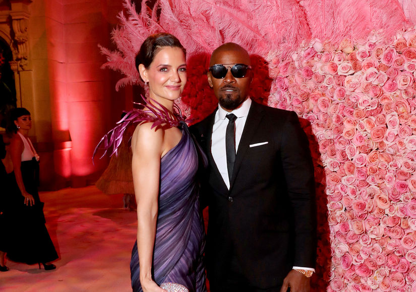 So Sweet! Did Jamie Foxx Just Pay a Major Compliment to Katie Holmes?