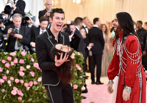 Why Jared Leto Hit the Met Gala Red Carpet Carrying His Own Head