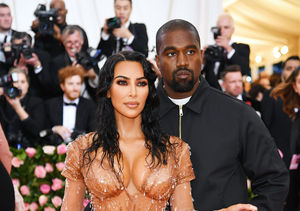 Double Take! Kim Kardashian's Met Gala Dress Is an Optical Illusion