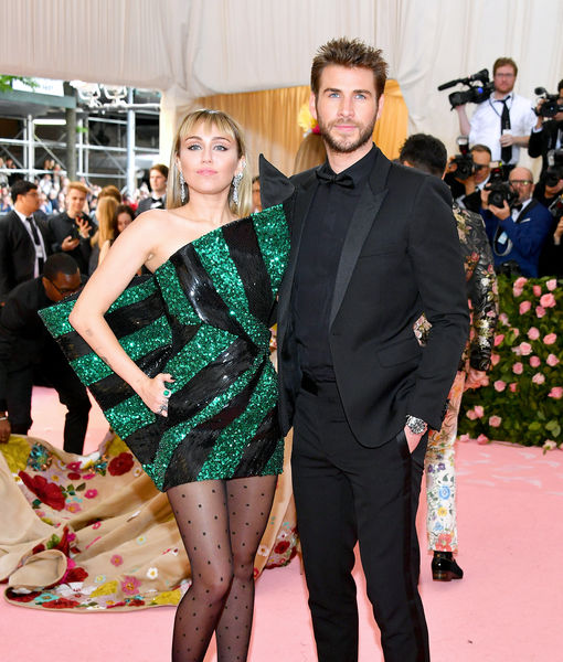 Miley Cyrus Speaks Out After Liam Hemsworth Files for Divorce