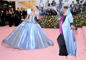 Zendaya's Met Gala Cinderella Dress Is Pure Magic
