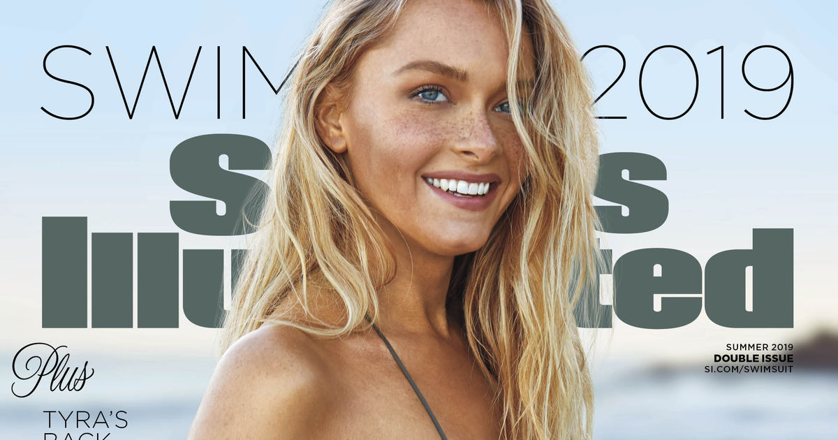 Camille Kostek On Her Si Swimsuit Cover And Life With Gronk After