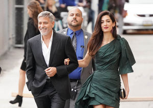George Clooney Addresses Rumors He Is Royal Baby's Godfather
