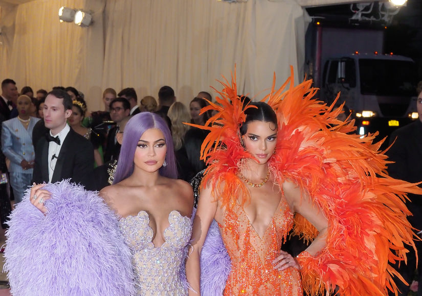 Kylie Jenner Was Dripping in Nearly $10 Million in Diamonds at the Met Gala