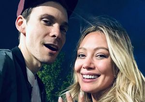 Hilary Duff & Matthew Koma Engaged — See Her Ring!