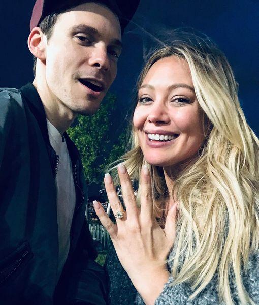 Hilary Duff & Matthew Koma Engaged — See Her Ring!