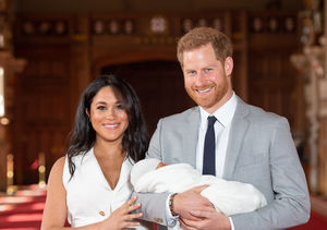 Meghan Markle Shares Unseen Archie Photo on Harry's Birthday