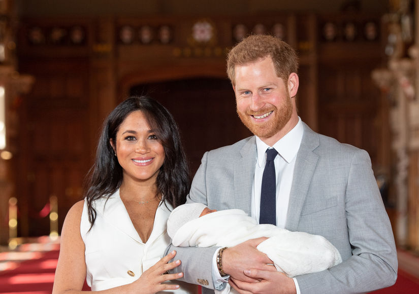 Archie's Birth Certificate Clears Up a Royal Mystery