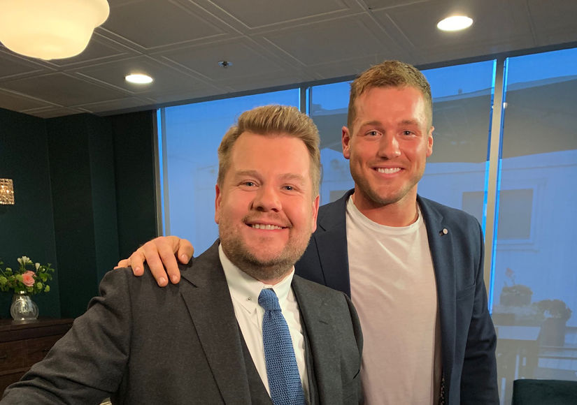 'Bachelor' Colton Underwood's Hilarious Off-the-Rails Interview with…
