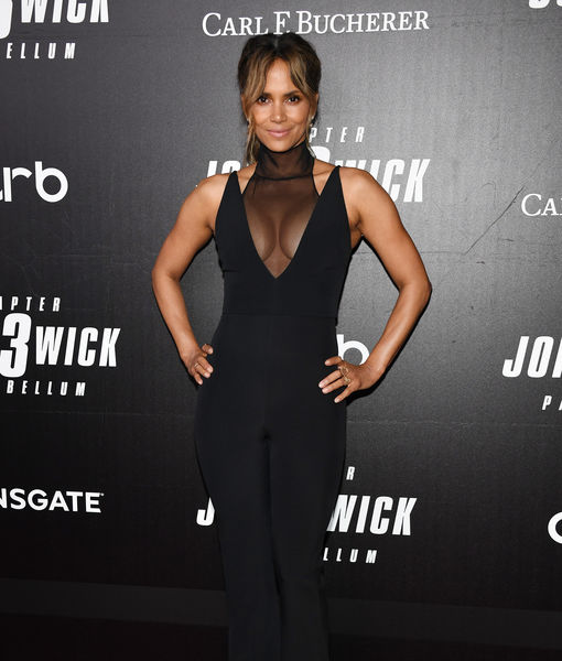 Halle Berry Injured on 'Bruised' Set