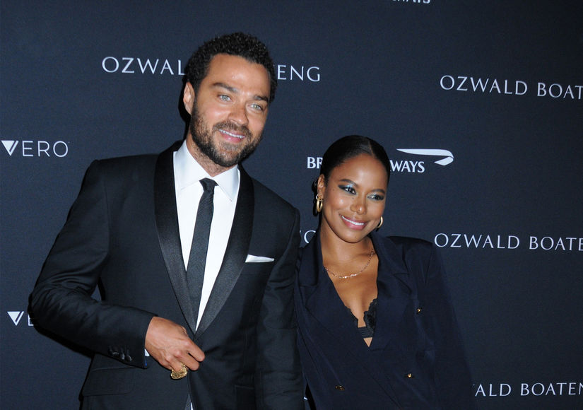 Jesse Williams & Taylour Paige Make It Red-Carpet Official