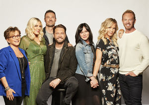 Ian Ziering Reveals Major 'BH90210' Plot Point Ahead of Premiere