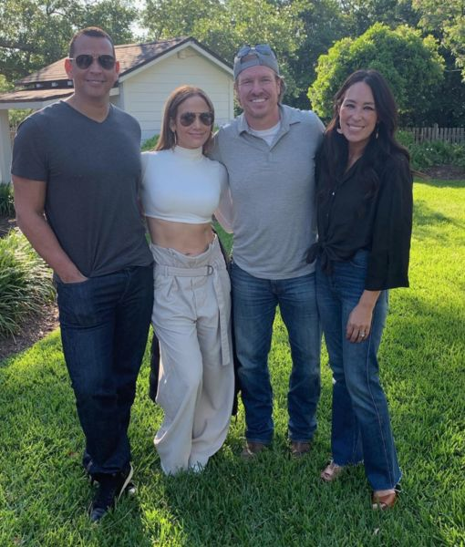 Alex Rodriguez Teases Project with Chip & Joanna Gaines