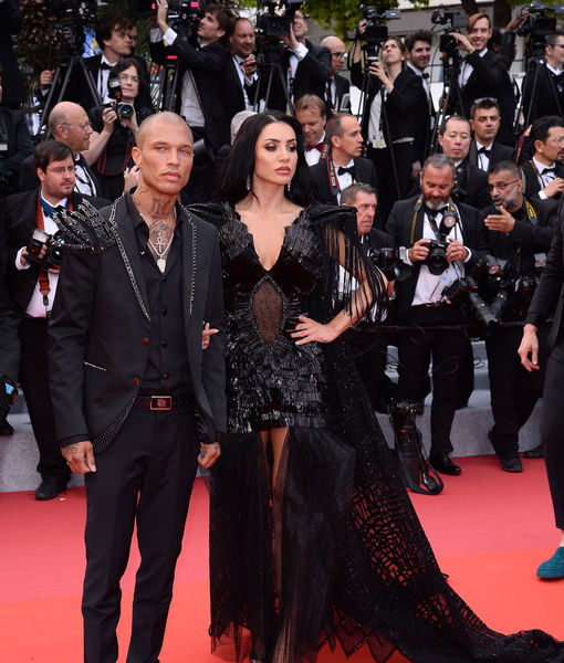 Jeremy Meeks & Chloe Green Fuel More Split Rumors — Who Was He Spotted With?