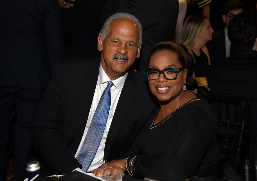 Stedman Graham Talks New Book, Oprah's Success, and More