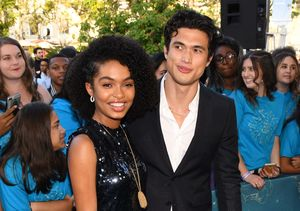 Yara Shahidi & Charles Melton Explain Why 'Love Is Everything'