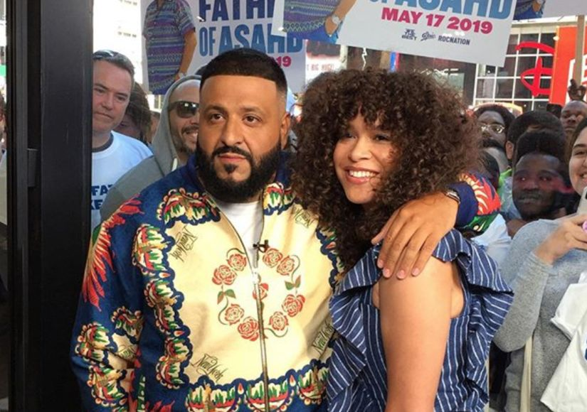 DJ Khaled Talks 'SNL' Finale as He Unveils Album Cover for 'Father of…