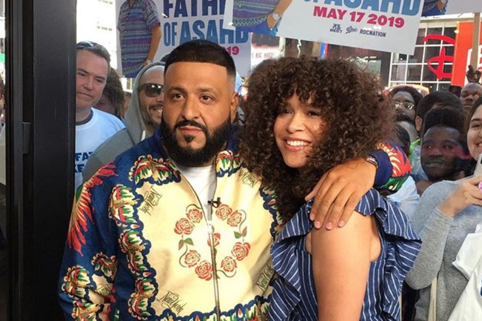 689b8f44c82 DJ Khaled Drops Hint About 'SNL' Finale as He Unveils Album Cover for ' Father of Asahd'
