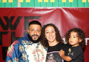 DJ Khaled & Nicole Tuck Expecting Baby #2!