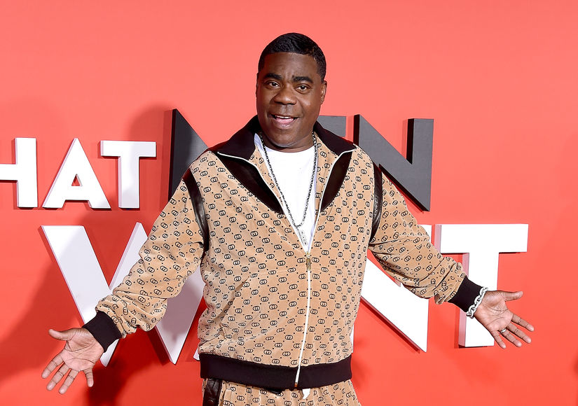 Tracy Morgan Involved in Car Crash Right After Buying $2M Car