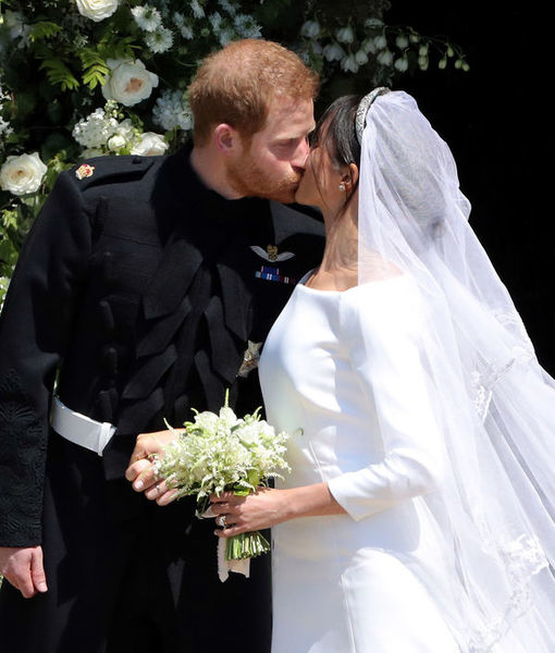 Happy 1st Anniversary, Harry & Meghan! Relive the Royal Wedding in Photos