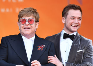 'Rocketman' Star Taron Egerton Talks Elton John, Sex Scenes, and…