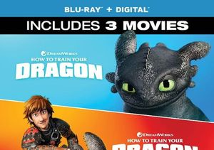 Win It! 'How to Train Your Dragon' Trilogy on Blu-ray