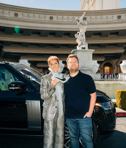 James Corden Says Carpool Karaoke with Céline Dion Has 'Most Ambitious'…