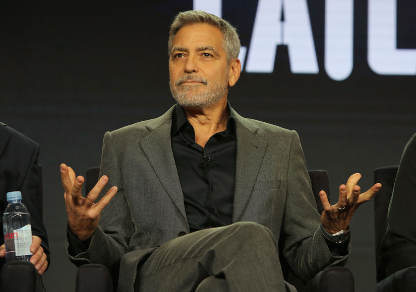 How George Clooney Is Using Coffee to Change the World