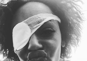 Going Blind? Mel B Sets the Record Straight on Her Health