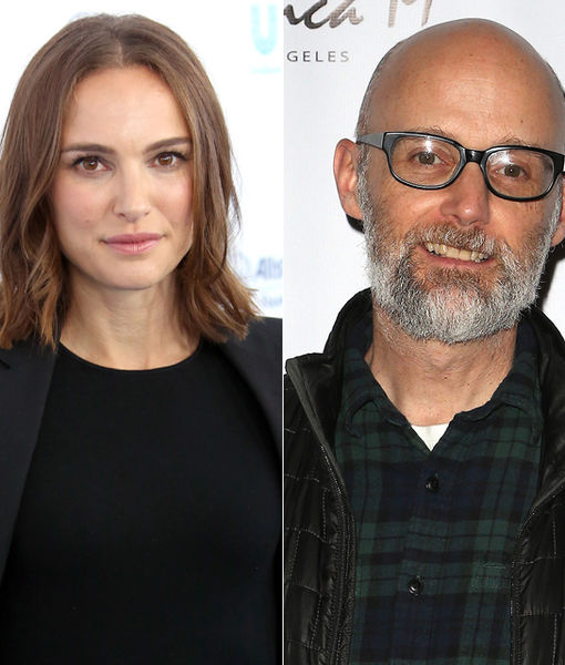 Did Natalie Portman & Moby Date? She Sounds-Off!