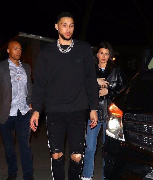 Kendall Jenner & Ben Simmons Split Again