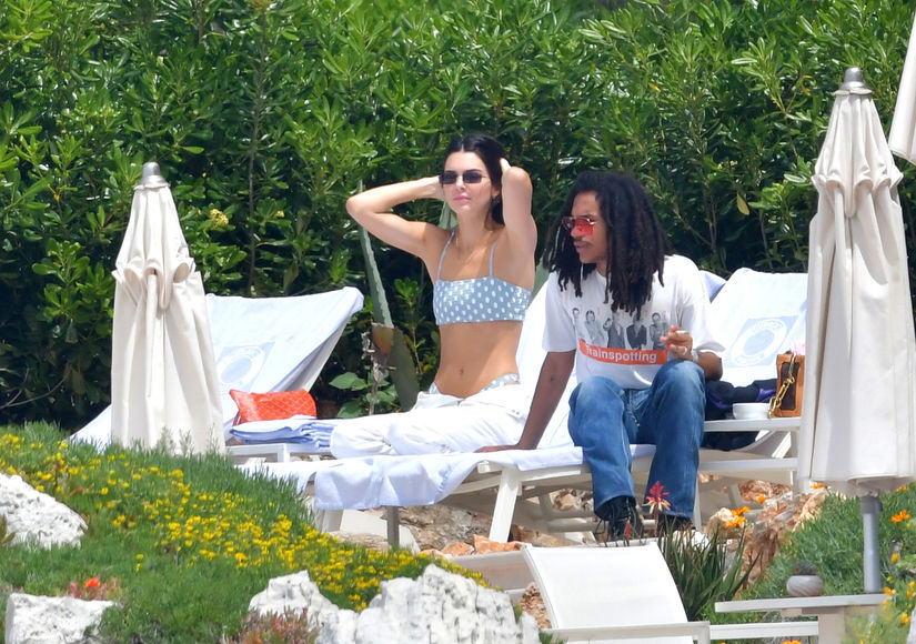 """Model Kendall Jenner, 23, and basketball star Ben Simmons, 22, are reportedly """"taking a break"""" from their relationship."""