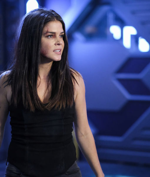 'The 100' Exclusive Clip! Octavia & Diyoza Are in Serious Trouble