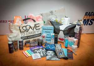 Win It! A Gift Bag from the Race to Erase MS Gala